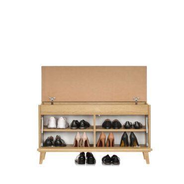 Szafka na buty SBD3 z siedziskiem FENRIS