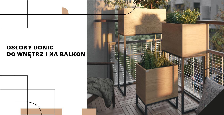 Donice na balkon